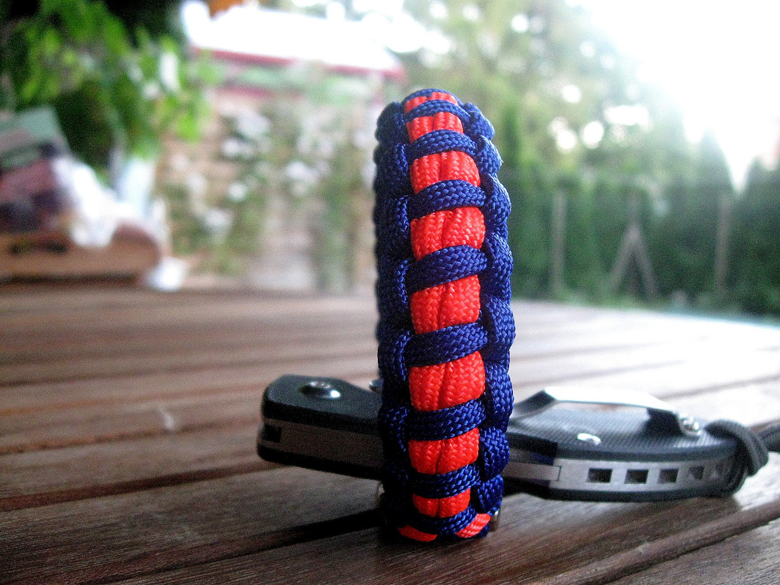 Paracord Bracelet Mal Anders Swiss Paracord