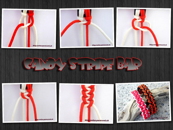 Candy Stripe Bar Tutorial