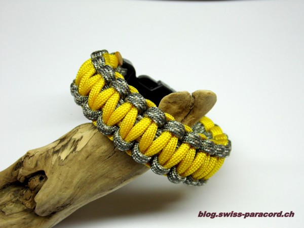 Kobra Armband acu digital camo / yellow