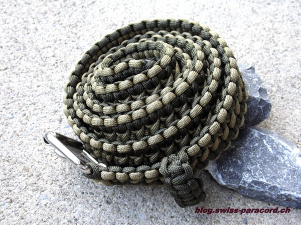 Paracord Gurt / Belt