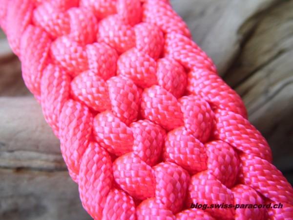 Conquistador Braid Pink
