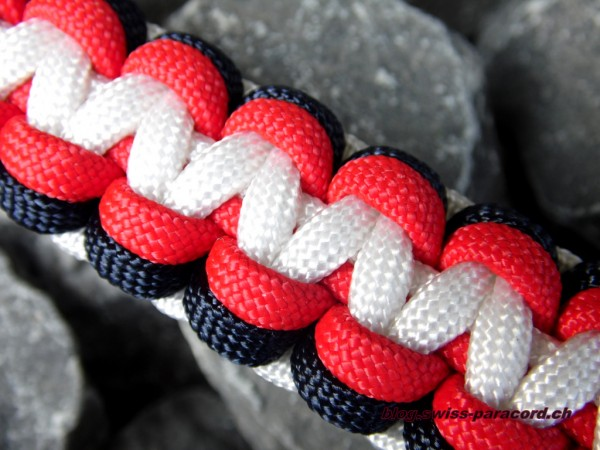 Armband Tricolor