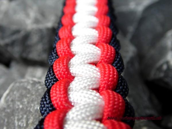 Armband Tricolor
