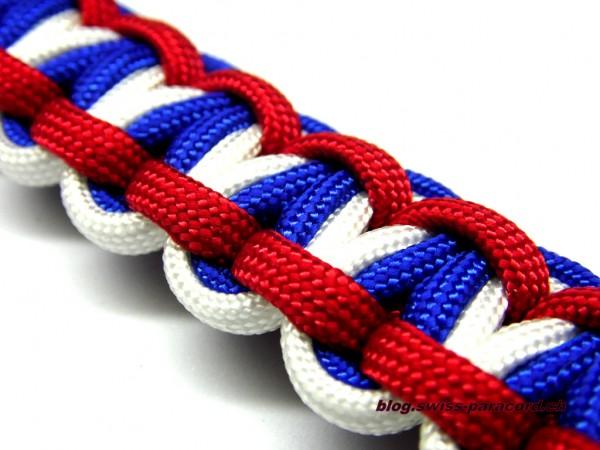Tricolor Armband