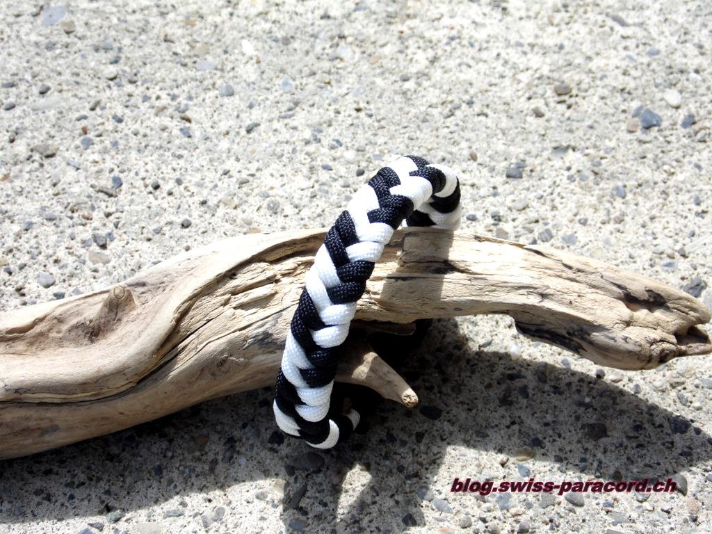 zig-zag Fishtail Armband