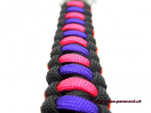 Pink-Purple Armband