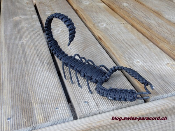 Paracord Skorpion
