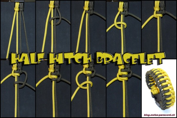 Half Hitch Tutorial