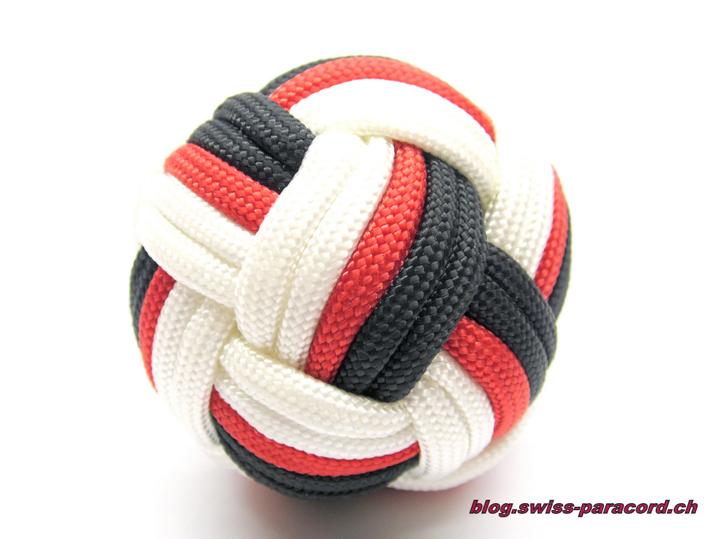 turks head ball 5l x 4b swiss paracord. Black Bedroom Furniture Sets. Home Design Ideas