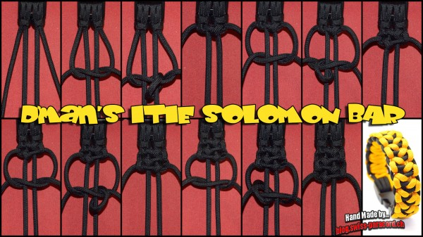 Dmans ITie Solomon Bar Tutorial