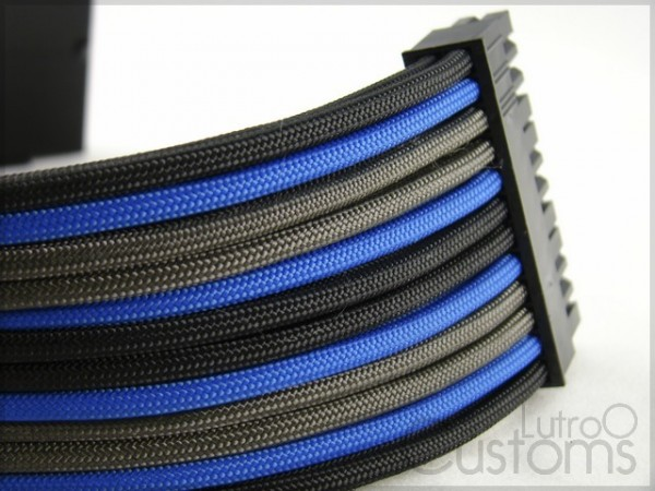sleeving mit Paracord