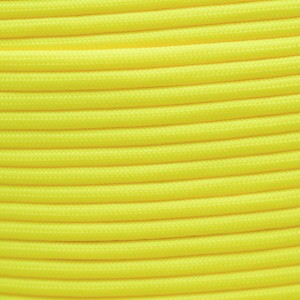 Paracord Neon Yellow
