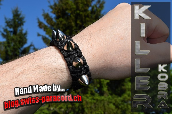 Killer-Survival-Armband