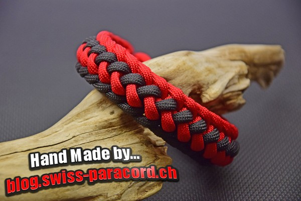 Intertwined Half Hitch