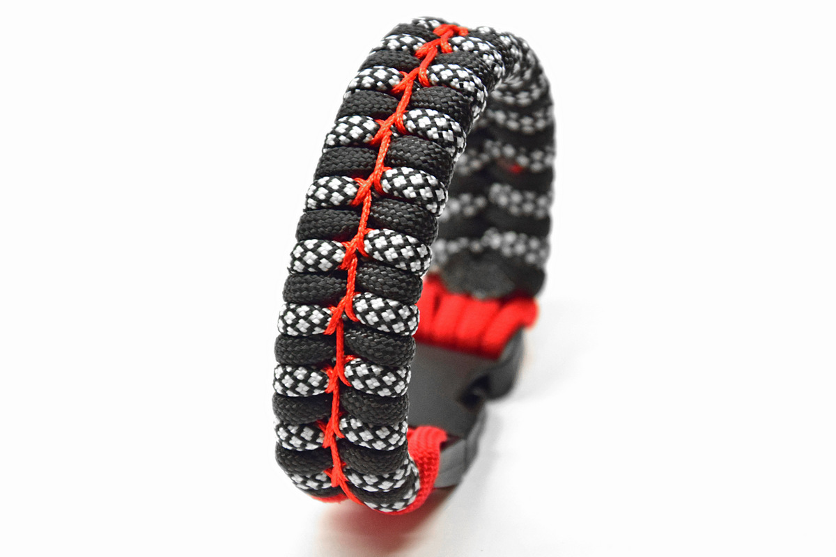 Stitched Fishtail