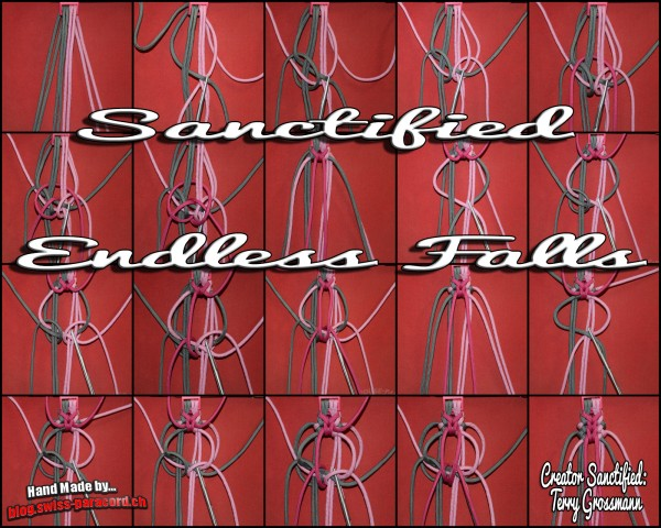 Wide Sanctified mit Endless Falls Tutorial