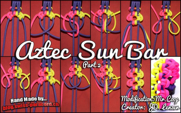 Aztec Sun Bar Teil 2
