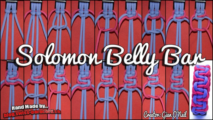 Solomon Belly Bar Tutorial