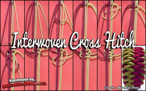Interwoven Cross Hitch Tutorial