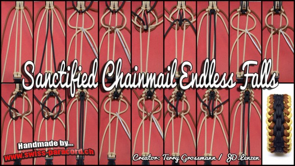 Sanctified Chainmail Endless Falls Tutorial