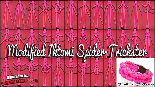 Iktomi Spider-Trickster Tutorial