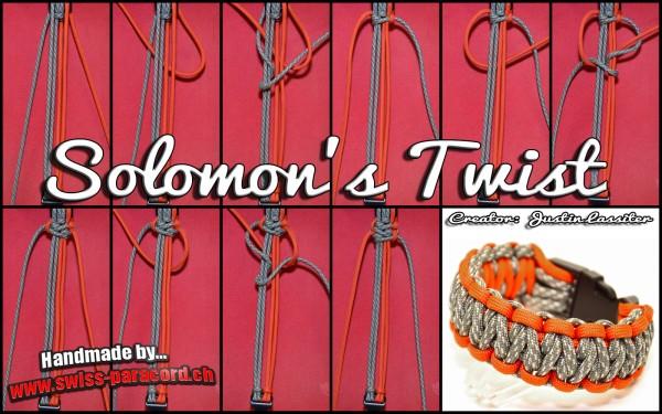 Solomon's Twist Tutorial