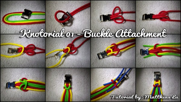 Knotorial 01 - Buckle Attachment
