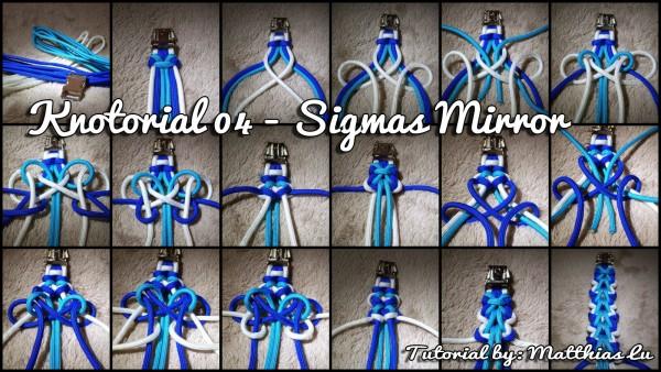 Knotorial 04 - Sigmas Mirror (Bracelet)