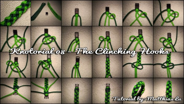 Knotorial 08 - The Clinching Hooks (Bracelet)