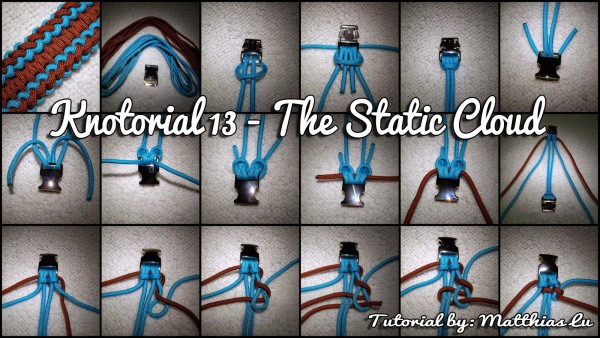 Knotorial 13 - The Static Cloud (Bracelet)