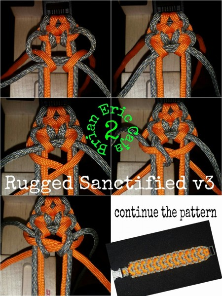 Rugged Sanctified V3