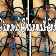 Crossed Diamond Chainmail Endless Falls