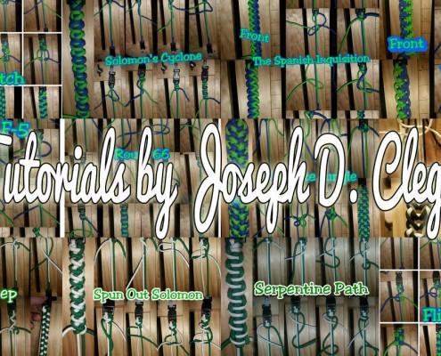 Tutorials by Joseph D Clegg