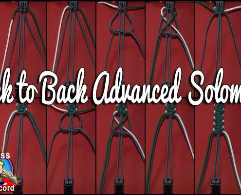 Back to Back Advanced Solomon