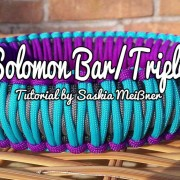 Triple Solomon Bar / Triple Cobra