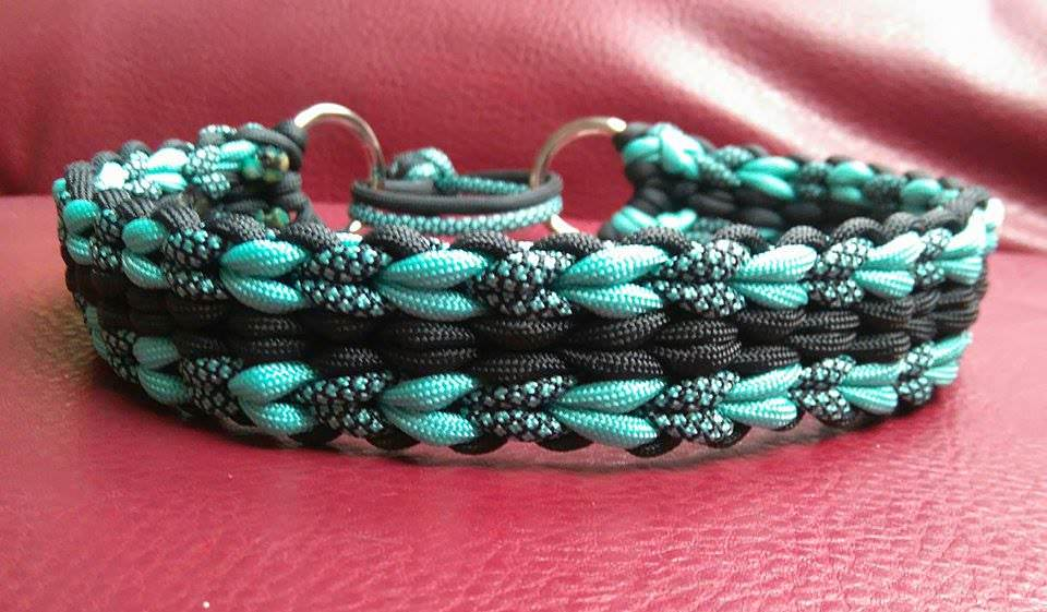 Prächtig 12 Strand Round Braid | Swiss Paracord &WE_91