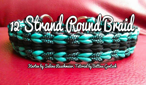 12 Strand Round Braid