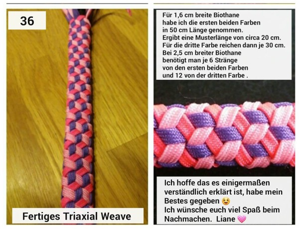 Triaxial Weave