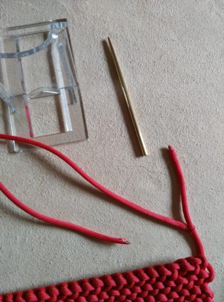 Zu kurzes Cord mit Manny Methode verlängernZu kurzes Cord mit Manny Methode verlängern