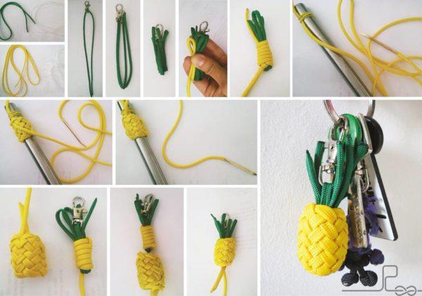 Paracord Ananas