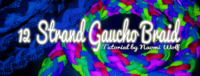 12 Strand Gaucho Braid
