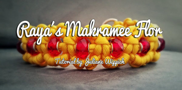 Raya´s Makramee Flor