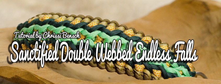 Sanctified Double Webbed Endless Falls