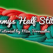 Sammys Half Stitch