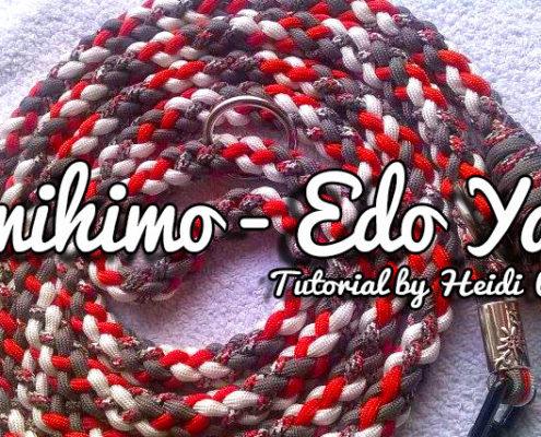 Kumihimo - Edo Yatsu