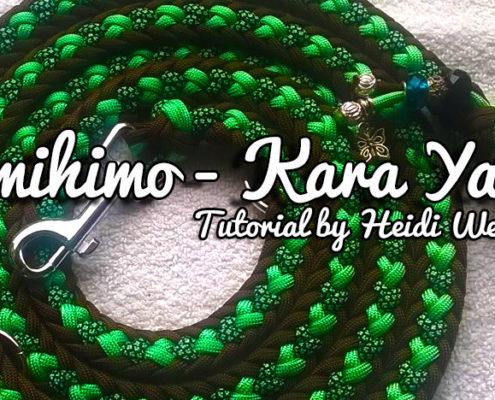 Kumihimo - Kara Yatsu