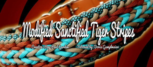 Modified Sanctified Tiger Stripes