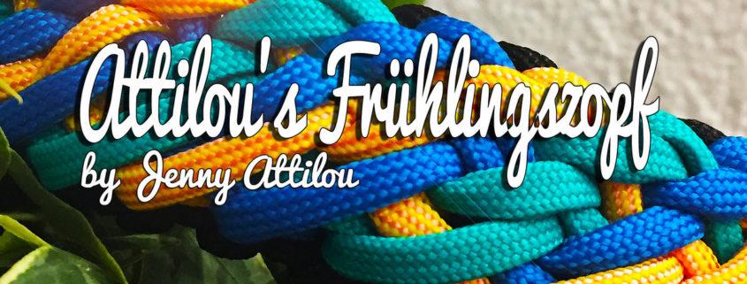 Attilou's Frühlingszopf