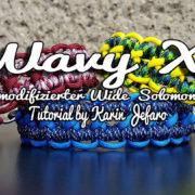 Wavy X