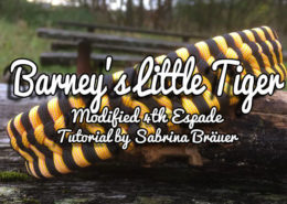 Barney's Little Tiger